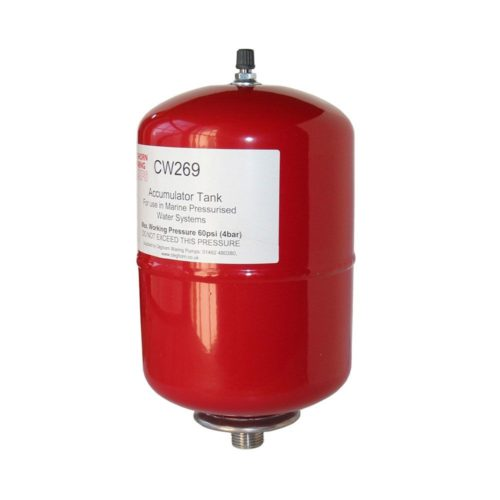 2 Litre Accumulator and Expansion Tank
