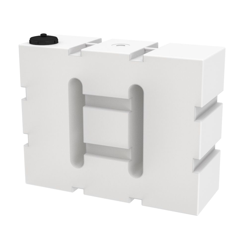 1000 litre Upright and Layflat Plastic Water Tanks