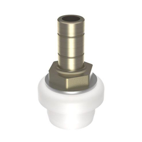 HEP2015MMMALE 15mm Male Stem Adapter