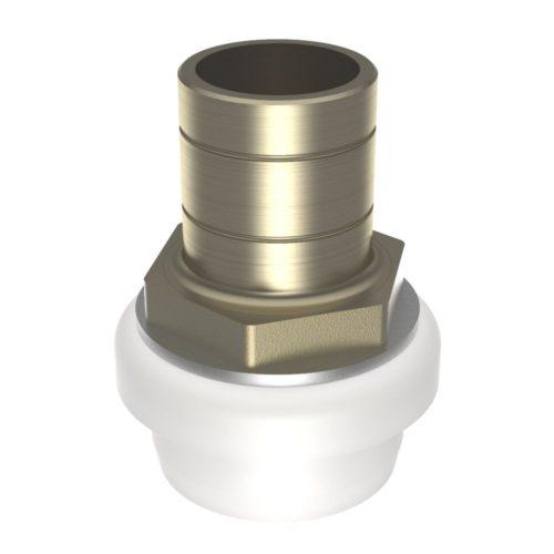 HEP2028MMMALE 28mm Male Stem Adapter